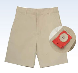 Boys-Khaki-Shorts