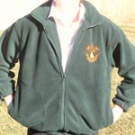 Hunter Green Polar Fleece